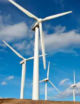Windmill Power Climate Change